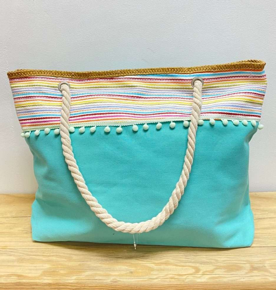 posat divina bolso playa borlas