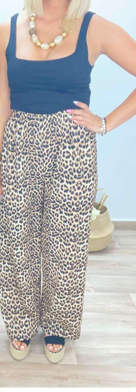 posa't divina pantalón guepardo
