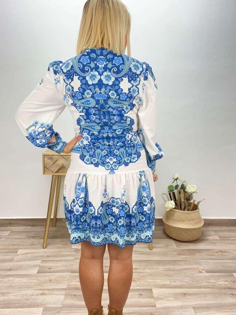 posa't divina vestido oriental